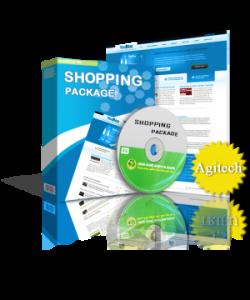 Gói web bán hàng chọn mẫu (Agitech Framework)